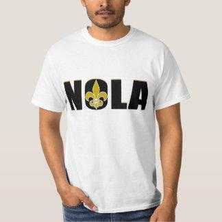 NOLA - camiseta de New Orleans