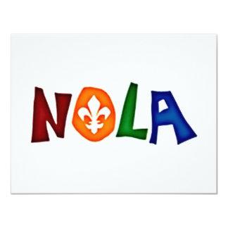 NOLA CARD