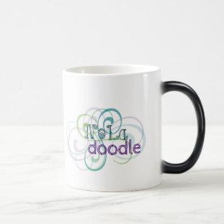NoLa doodle Magic Mug