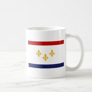 NOLA Flag.png Coffee Mug