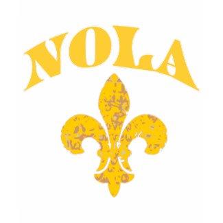 NOLA Fleur De Lis shirt