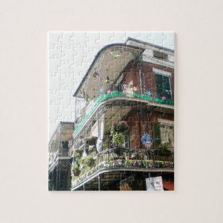 NOLA French Quarter Puzzle