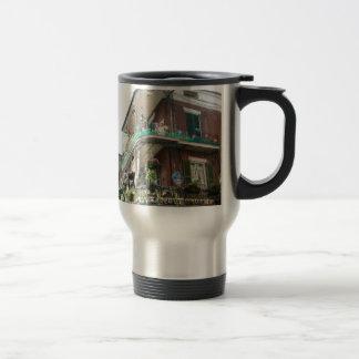 NOLA French Quarter Travel Mug