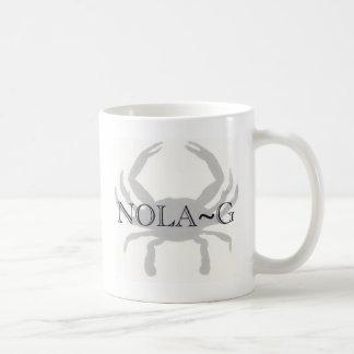 NOLA-G COFFEE MUG
