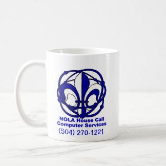 NOLA House Call Coffee Mug