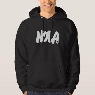 NOLA Letters Hoodie