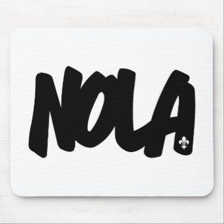 NOLA Letters Mouse Pad