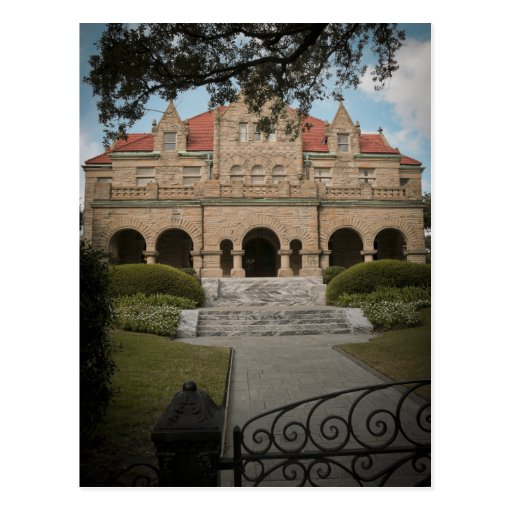 NOLA Mansions Postcard