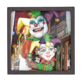 NOLA Mardi Gras Jewelry Box