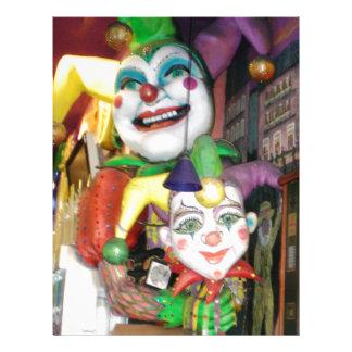 NOLA Mardi Gras Letterhead