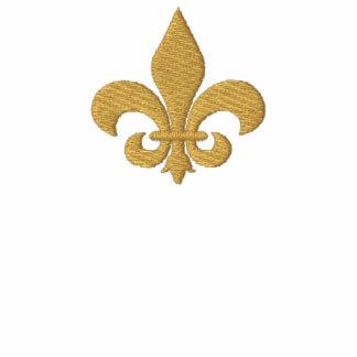 NOLA Nation Fleur De Lis Symbol Embroidered Hoody