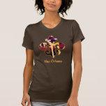 NOLA Painted Fleur de lis (3) T Shirts