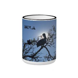 Nola Pelican Mug
