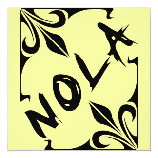 NOLA Symbols Card