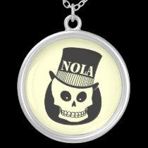 NOLA Symbols necklaces