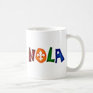 NOLA TAZA DE CAFÉ