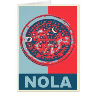 NOLA Water Meter Cover Card