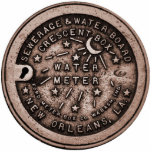 "NOLa Water Meter Cover Cutout<br><div class=""desc"">Water Meter Cover</div>"