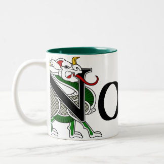 Nolan Celtic Dragon Mug
