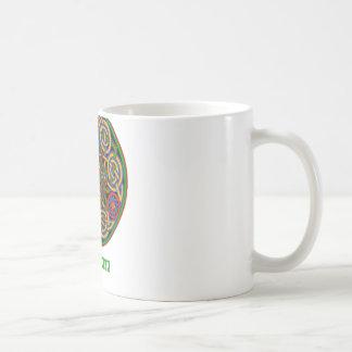 Nolan Celtic Knot Coffee Mug