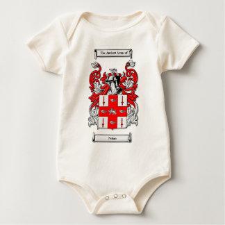 Nolan Coat of Arms Baby Creeper