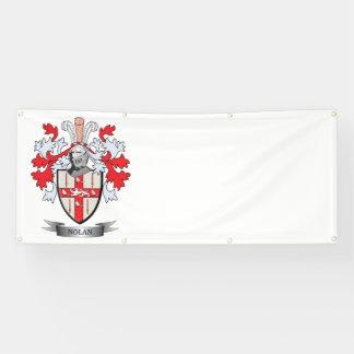 Nolan Coat of Arms Banner