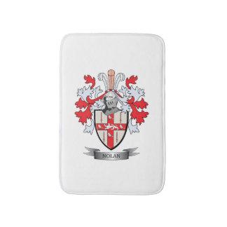 Nolan Coat of Arms Bath Mat