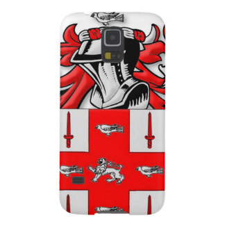 Nolan Coat of Arms Cases For Galaxy S5