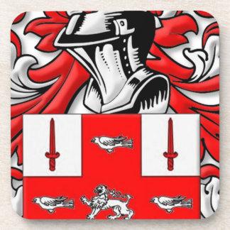 Nolan Coat of Arms Coasters