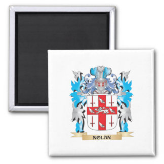 Nolan Coat of Arms - Family Crest Magnet