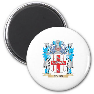 Nolan Coat of Arms - Family Crest Refrigerator Magnets