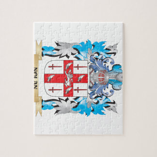 Nolan Coat of Arms - Family Crest Puzzles
