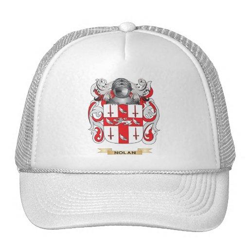 Nolan Coat of Arms (Family Crest) Trucker Hat