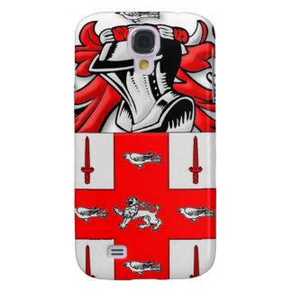Nolan Coat of Arms Galaxy S4 Case