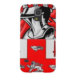 Nolan Coat of Arms Galaxy S5 Cases