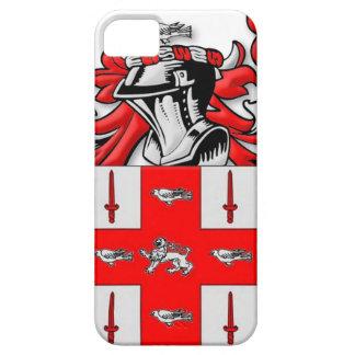 Nolan Coat of Arms iPhone SE/5/5s Case