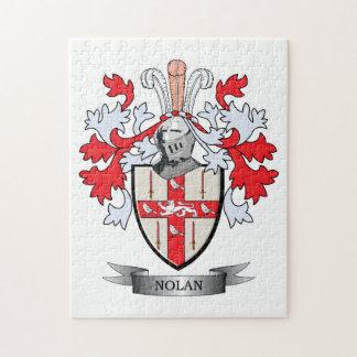 Nolan Coat of Arms Jigsaw Puzzle