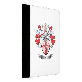 Nolan Coat of Arms Padfolio
