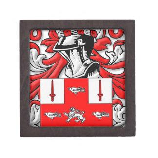 Nolan Coat of Arms Premium Gift Box