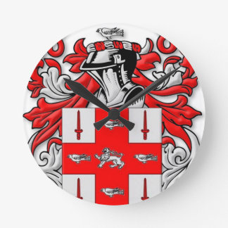Nolan Coat of Arms Wallclocks