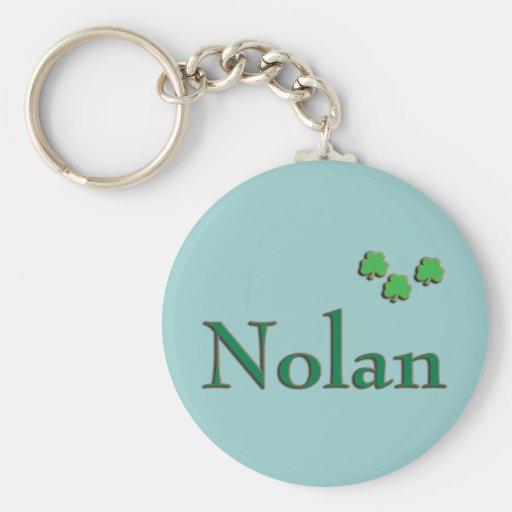Nolan Family Key Chains