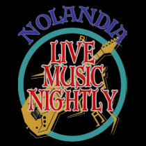 Nolandia Live Music t-shirts