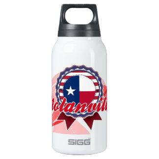 Nolanville, TX 10 Oz Insulated SIGG Thermos Water Bottle