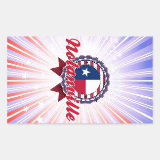 Nolanville, TX Rectangular Sticker