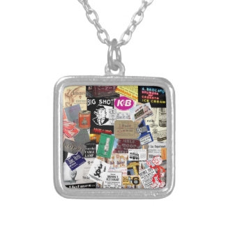 "NolaOriginal ""Old Nola Ads""  Necklace"