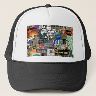 NolaOriginals 2015 Collage Trucker Hat