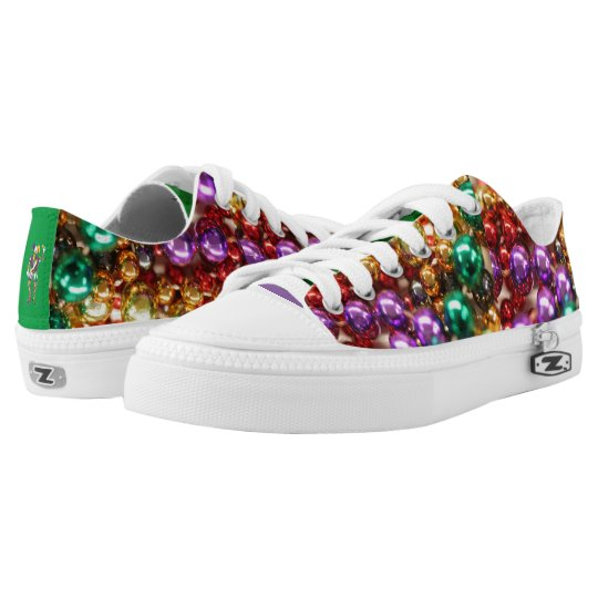 NolaOriginals Mardi Gras Beads Shoes  c7d39de40