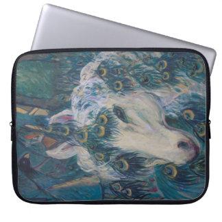 Nola's Unicorn Laptop Sleeve