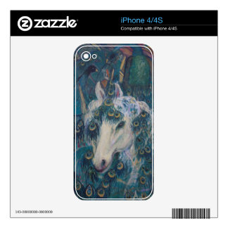 Nola's Unicorn Skin For The iPhone 4S