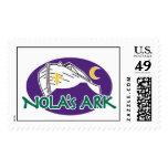 NolasArkLogoFIN[3] Postage Stamps
